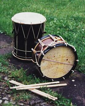 early patches snare and drum. Black Bedroom Furniture Sets. Home Design Ideas